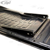 VWC-113-701-062-N - (113701062N) IGP BRAND - GOOD QUALITY RIGHT SIDE FLOOR PAN HALF - 1.1MM THICK 17 LBS - COMPLETE WITH SEAT TRACKS WELDED - BEETLE 71-72 - SOLD EACH