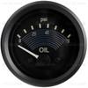 C34-EOP1-1552-38B - SMITH - OE STYLE BLACK 12V OIL PRESSURE GAUGE - 52MM OR 2-1/16 INCH DIAMETER - SOLD EACH