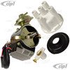 VWC-043-905-205-EL - (043905205) ELECTRONIC ALL-IN-ONE VACUUM ADVANCE (SVDA) DISTRIBUTOR - COMPLETE - THIS FITS 12-VOLT 12-1600CC AIRCOOLED ENGINES (COLOR OF CAP MY VARY) - BEETLE/GHIA 46-79 - SOLD EACH