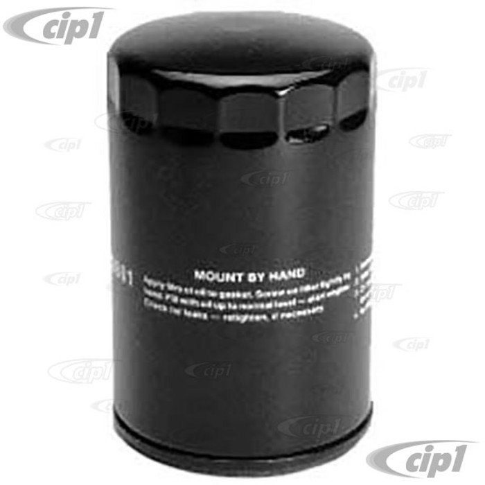 VWC-056-115-561-G - REPLACEMENT OIL FILTER FOR ALL AFTERMARKET SPIN ON FILTER MOUNTS