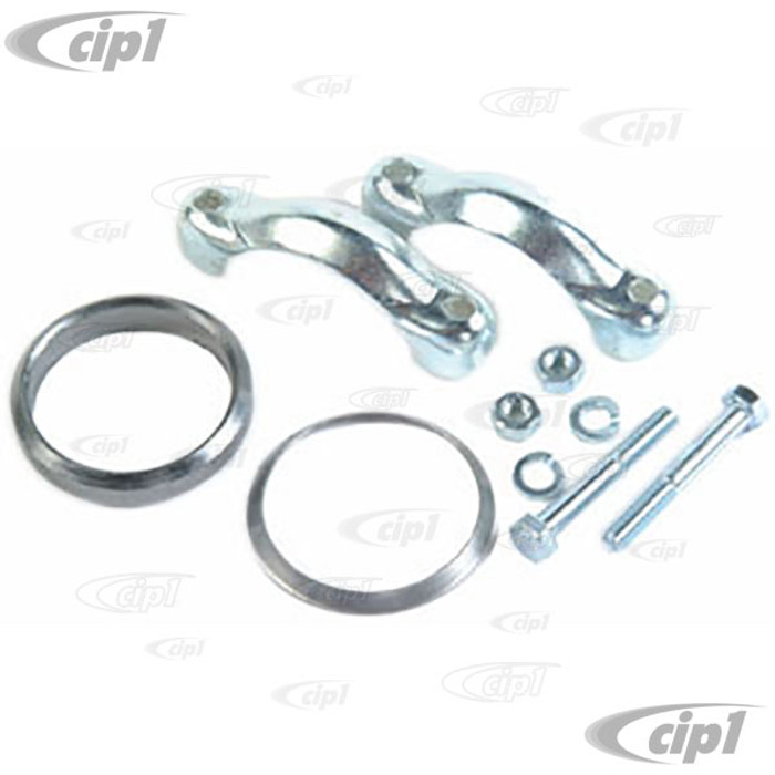 VWC-070-298-051 - TAIL PIPE CLAMP KIT - BEETLE 75-79