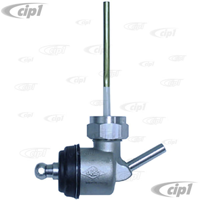VWC-111-209-021-F - (111209021F) GENUINE GERMAN - FUEL RESERVE TAP WITH 6MM INLET TUBE - BEETLE/GHIA 8/55-61 - SOLD EACH