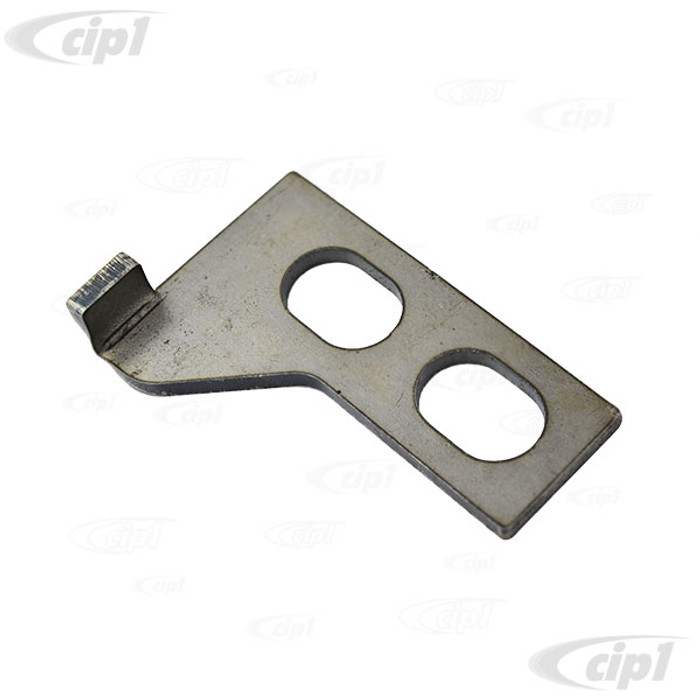 VWC-111-721-231-A - (111721231A) - GERMAN MADE - BRAKE PEDAL STOP PLATE (LHD) - BEETLE 46-57 - SOLD EACH