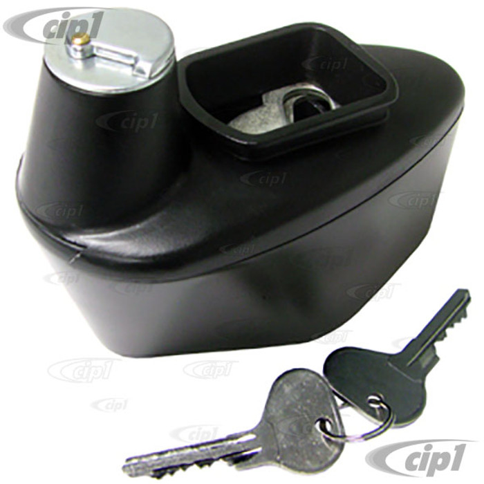 VWC-111-798-700-A - (111798700A) - EXCELLENT QUALITY - LOCKING SHIFTER BASE - FITS BEETLE 68-79 / GHIA 68-74 / TYPE-3 68-73 - SOLD EACH