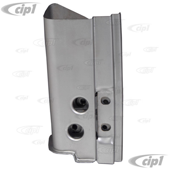 VWC-111-805-352-A - (111805352A) BEST QUALITY MADE BY AUTOCRAFT IN U.K. - A-POST DOOR 4 BOLT HINGE PILLAR LOWER REPAIR SECTION - RIGHT - BEETLE 46-62 - SOLD EACH