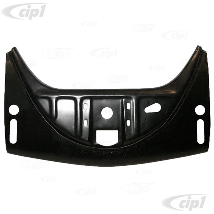 VWC-111-805-591-B - (111805591A) - FRONT APRON - USA STYLE WITH OVERRIDER HOLES - BEETLE 46-67 - SOLD EACH