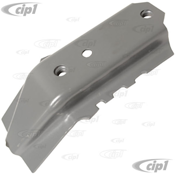 VWC-111-809-131 - (111809131) TOP QUALITY - FRONT BUMPER MOUNTING BRACKET - WELDS TO INNER QUARTER PANEL - BEETLE 50-67 - SOLD EACH