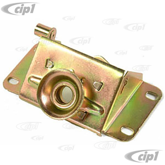 VWC-111-823-509-B - (111823509B) HOOD LOCK RECEIVER ON FRONT APRON - BEETLE 52-67 - SOLD EACH