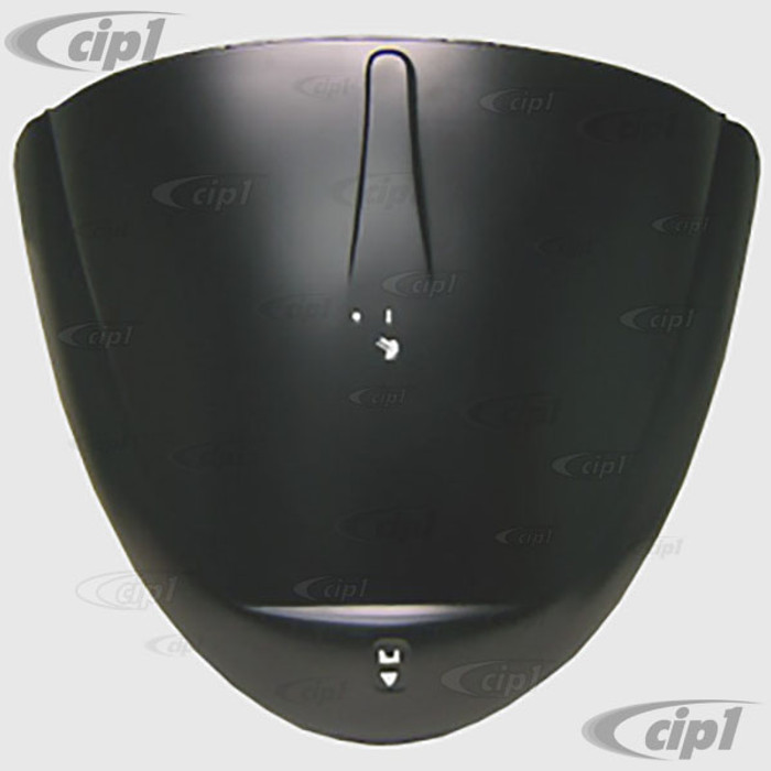 VWC-111-827-025-L - (111827025L) REAR DECK LID - BEETLE 65-66 - SEE SPECIAL NOTES - SOLD EACH
