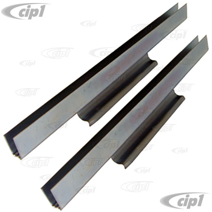 VWC-111-837-571-BPR - PAIR OF DOOR WINDOW SASHES - LEFT AND RIGHT - BEETLE 10/52-64 - SOLD PAIR