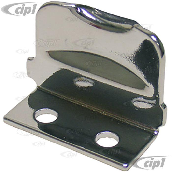 VWC-111-837-635-A - VENT WINDOW LATCH PLATE LEFT OR RIGHT - BEETLE 56-64 - SOLD EACH