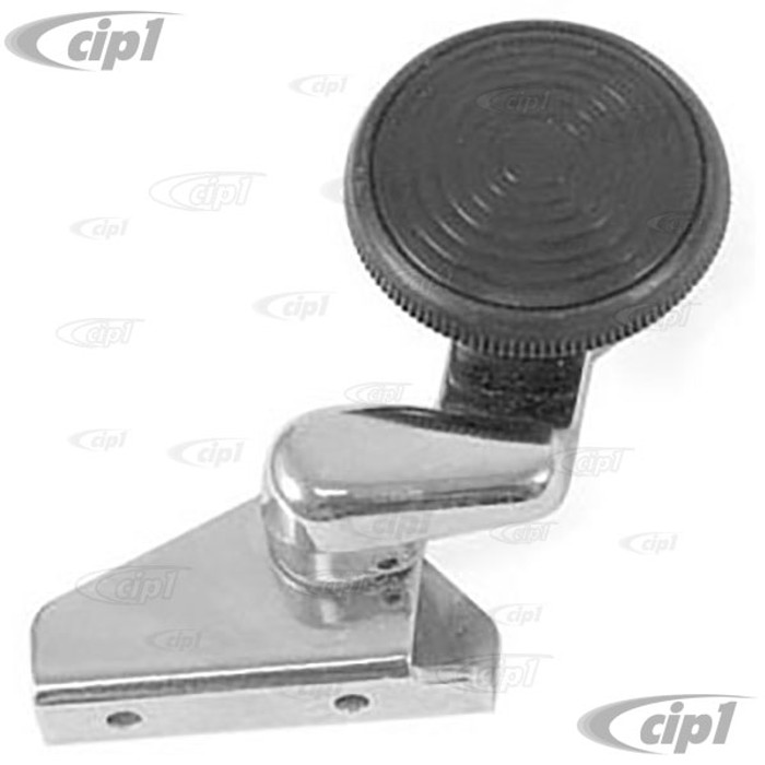 VWC-111-837-658-A - (111837658A) GOOD REPRODUCTION - VENT WING WINDOW LOCK / LATCH - RIGHT - BEETLE SEDAN 68-77 - SOLD EACH