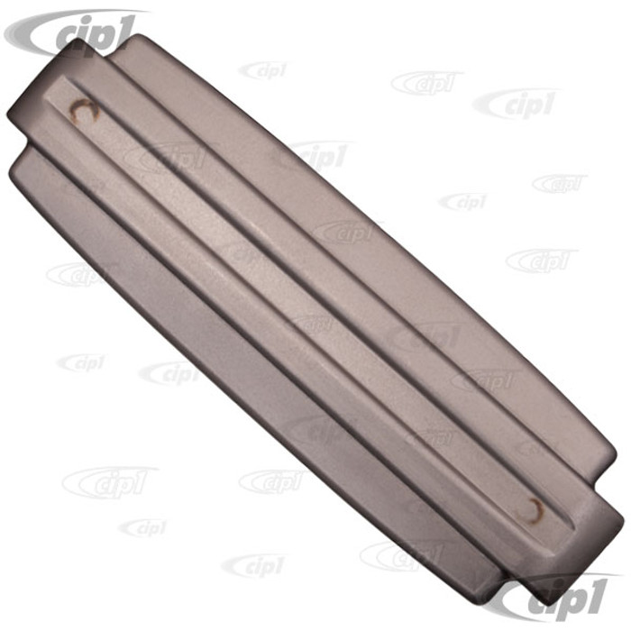 VWC-111-857-231 - (111857231) BEST QUALITY MADE BY AUTOCRAFT IN U.K. - RADIO BLOCK OFF PLATE - BEETLE 52-57 - SOLD EACH