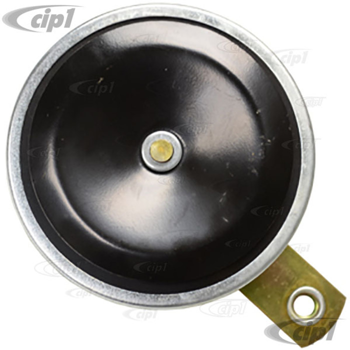 VWC-111-951-113-B - GOOD QUALITY - HORN 12V VOLT - ALL MODELS BEETLE / GHIA / BUS / TYPE-3 - SOLD EACH