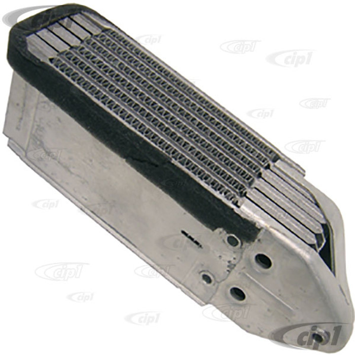 VWC-113-117-021-NEW - TOP QUALITY - OIL COOLER 1600CC (DOES NOT INCLUDE MOUNTING FLANGE) - BEETLE 71-79 / GHIA 71-74