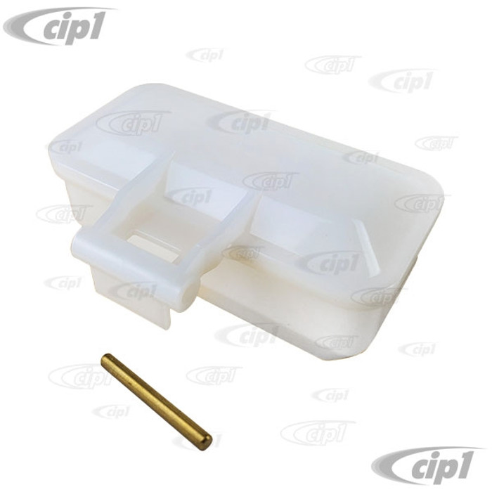 VWC-113-129-391 - (113129391 113129031K) REPLACEMENT RECTANGULAR FLOAT FOR 30/31 AND 34-PICT CARBURETOR - SOLD EACH