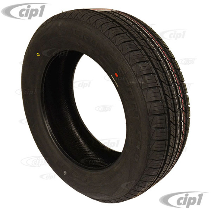 ACC-C10-6722-NEW - 195/60-HR15 INCH RADIAL TUBELESS TIRE - NANKANG BRAND - SOLD EACH - (A20)