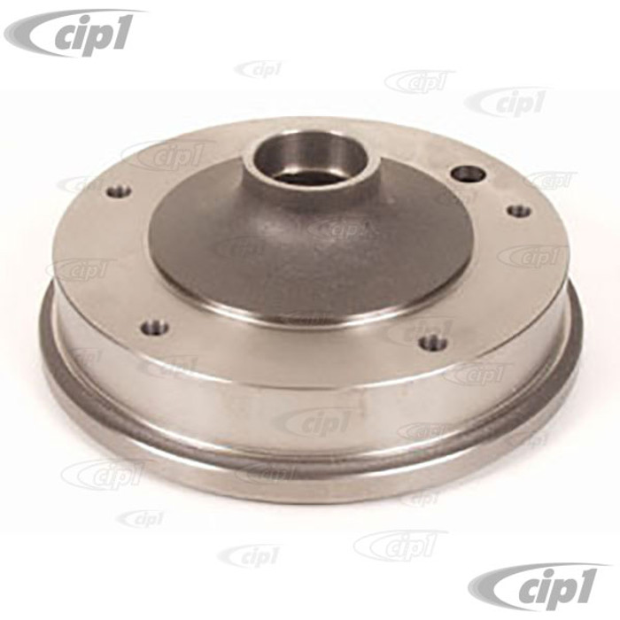 VWC-113-405-615-A - MADE IN BRAZIL - FRONT BRAKE DRUM T1 58-65 - (A20)