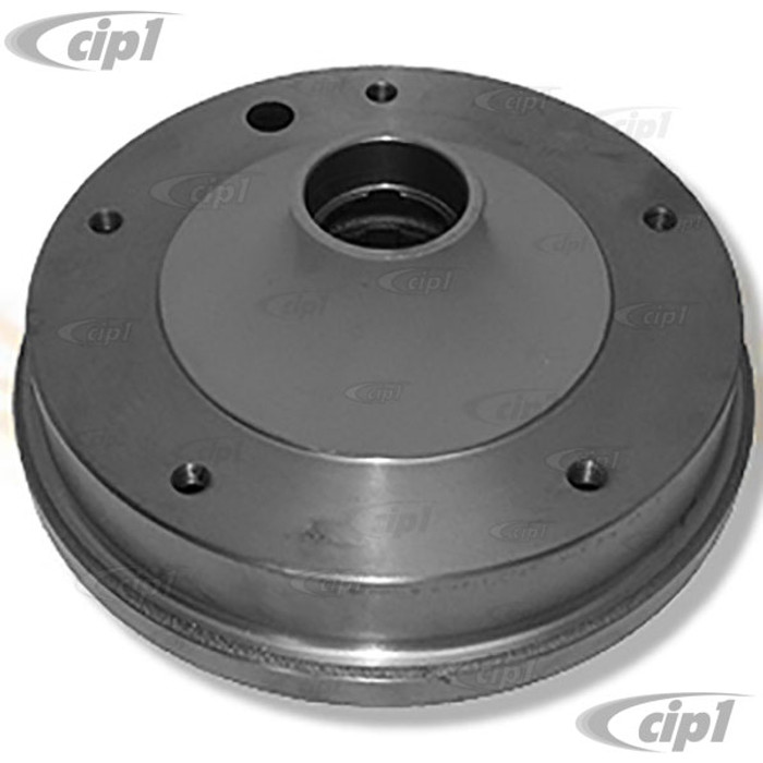 VWC-113-405-615-AGR - (113405615A) OE QUALITY MADE IN ITALY - FRONT BRAKE DRUM - BEETLE/GHIA 58-65 - SOLD EACH