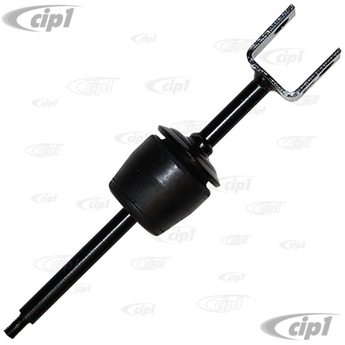 VWC-113-501-820-A - (113501820A) REAR Z-BAR ANTI ROLL BAR SUPPORT LINK ROD - RIGHT SIDE - BEETLE 68-77 WITH SWINGAXLE TRANSMISSION (67-68 USA MODELS ONLY) - NOT FOR I.R.S. SUSPENSION - SOLD EACH