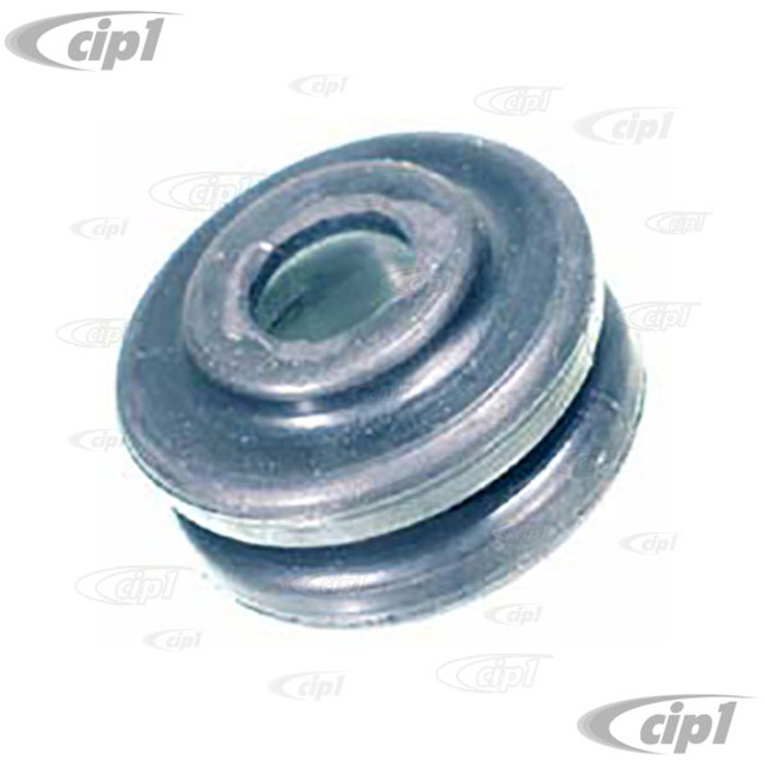 VWC-113-501-835 - Z-BAR RUBBER BUSHING - FOR OPERATING ROD - 4 REQUIRED PER CAR - BEETLE 67-68 - GHIA 1967  WITH Z-BAR - SOLD EACH