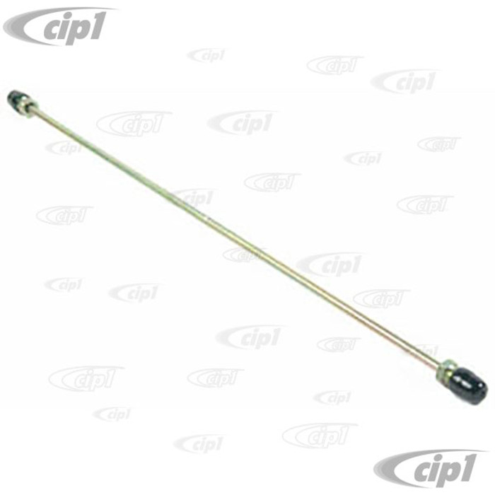 VWC-113-611-782 - METAL BRAKE LINE 380MM - BUS 55-70 BETWEEN FRONT UPPER AND LOWER WHEEL CYLINDERS – SOLD EACH