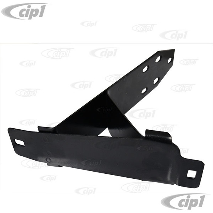 VWC-113-707-334-AHD - HEAVY-DUTY BUMPER BRACKET - RIGHT REAR - BEETLE 68-73 (PLEASE NOTE: THE THICKNESS OF THE METAL SOMETIMES VARIES) - SOLD EACH