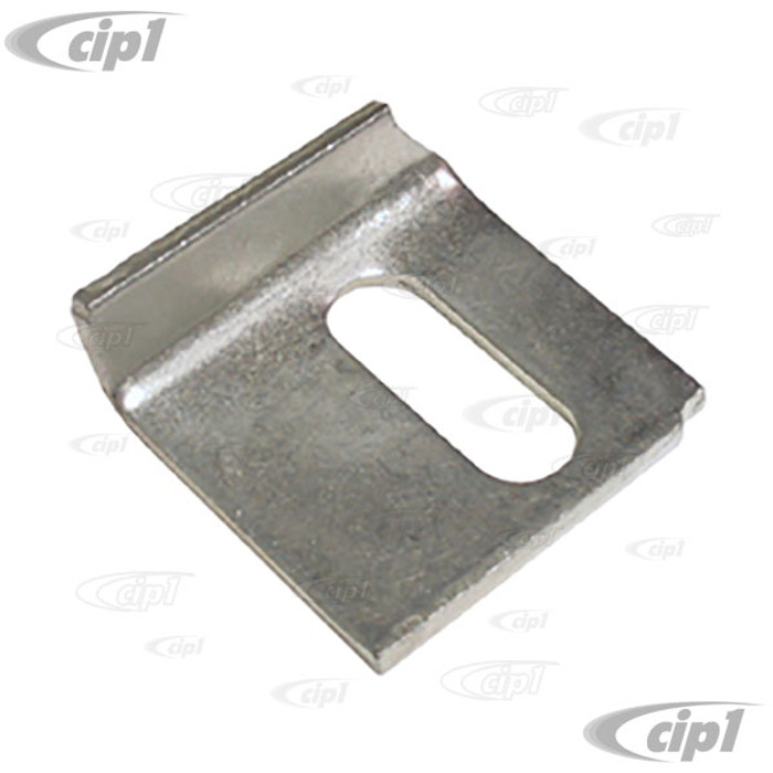 VWC-113-721-231-E - PEDAL STOP PLATE - STOP BRAKE FROM FALLING FORWARD - ALL BEETLE/GHIA/TYPE-3  FROM 52-79