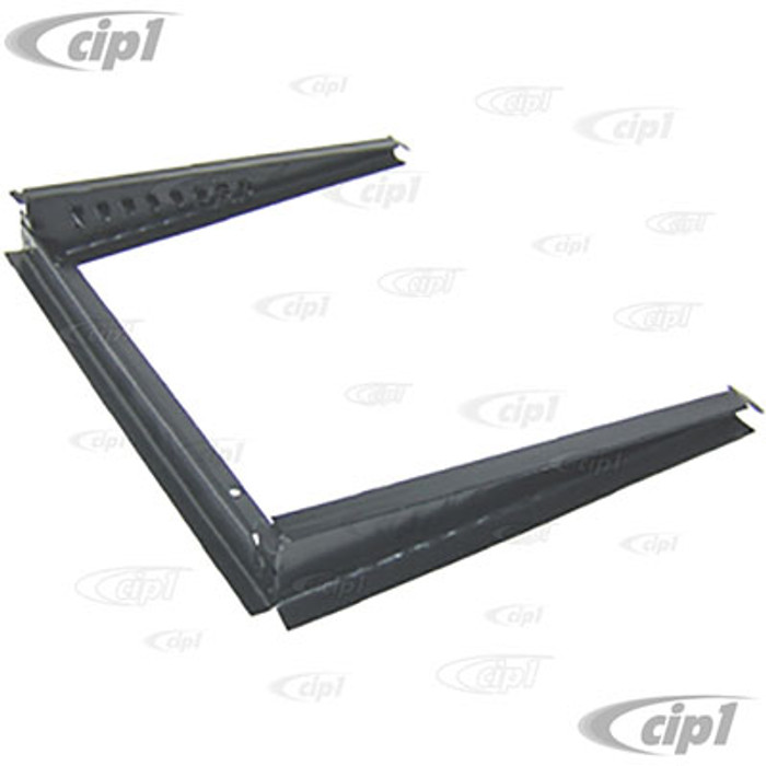 VWC-113-801-251 - (113801251) TOP QUALITY - SEAT TRACK RAIL - LEFT OR  RIGHT - BEETLE 71-72 - SOLD EACH