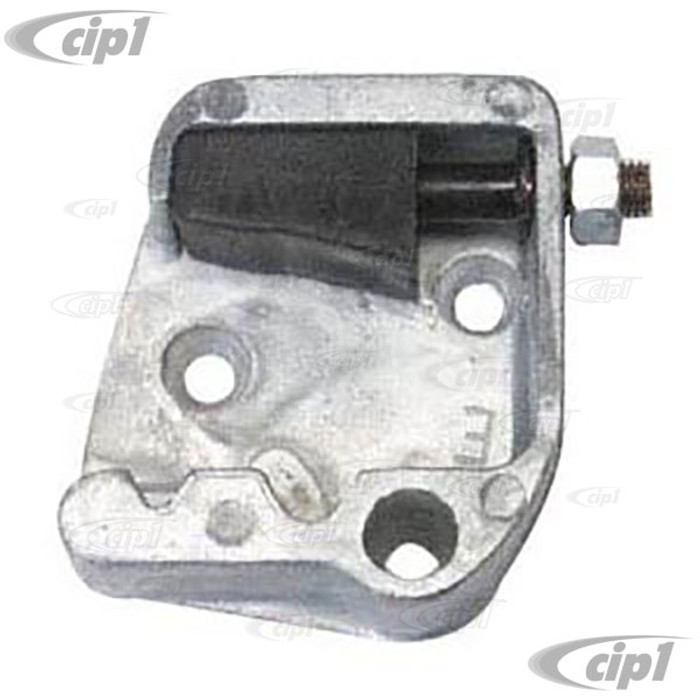 VWC-113-837-036-B - (111-837-036-B 111837036B) STRIKER PLATE - RIGHT (T0 CHASSIS #5-888-184) - BEETLE 60-66 (WILL FIT 56-59 IF LOCK MECH. IS UPDATED) - SOLD EACH