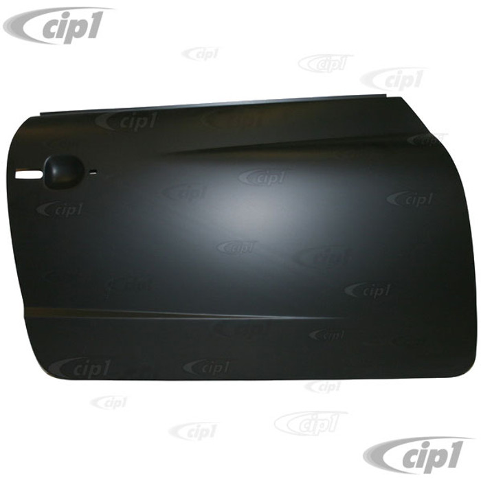 VWC-141-831-102 - RIGHT SIDE OUTER DOOR SKIN - GHIA 72-74 (GHIA 60-71 WITH MODIFICATIONS - READ SPECIAL NOTES BEFORE ORDERING) - SOLD EACH (40)