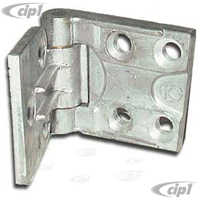 VWC-141-831-411 - NEW - DOOR HINGE LOWER LEFT - GHIA 59 1/2-74 (VERY GOOD QUALITY)