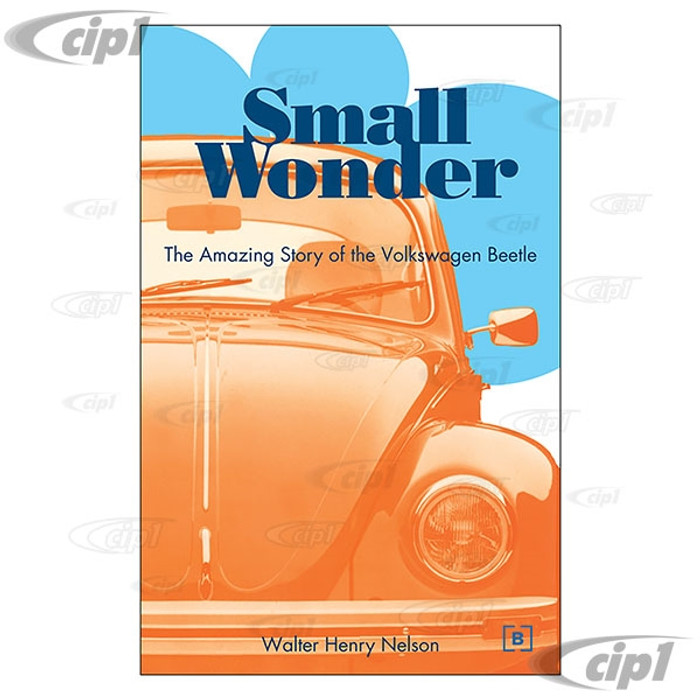 ACC-C10-9655 - (GVSW) - SMALL WONDER THE BEETLE - SOLD EACH