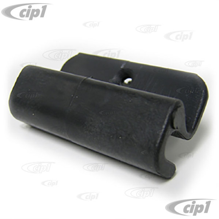 VWC-141-885-562-P - REAR SEAR BACK RETAINING CLASP CATCH - PARCEL TRAY- GHIA CONVERTIBLE