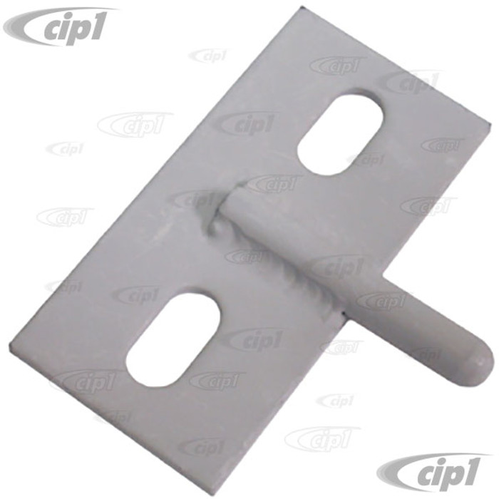 VWC-141-885-589-A - MOUNTING PIN FOR REAR SEAT RETAINING CLIPS - GHIA CONVERTIBLE ONLY 69 1/2-74 - SOLD EACH - 2 REQ'D