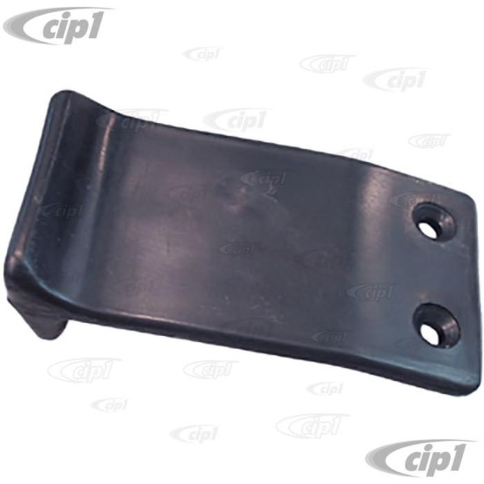 VWC-141-885-589-P - LARGE REAR SEAT CLASP - MOUNTS TO REAR PARCEL TRAY - GHIA SEDAN 68-74 - SOLD EACH