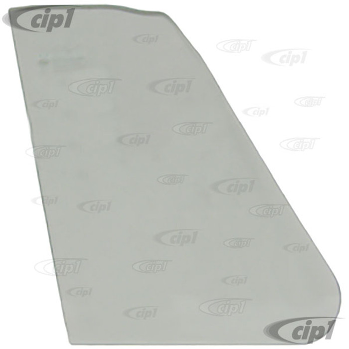 VWC-151-845-251-B - VENT GLASS - CLEAR - LEFT OR RIGHT SIDE - SOLD EACH - BEETLE CONVERTIBLE 64-72 -(A20)