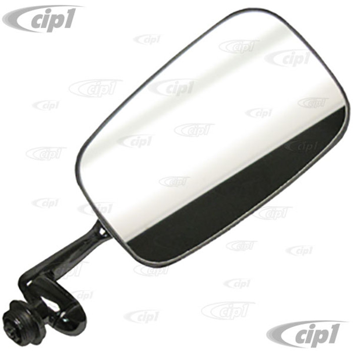 VWC-151-857-502 - OUTSIDE MIRROR RIGHT - GOOD QUALITY - CONVERTIBLE BEETLE 68-79