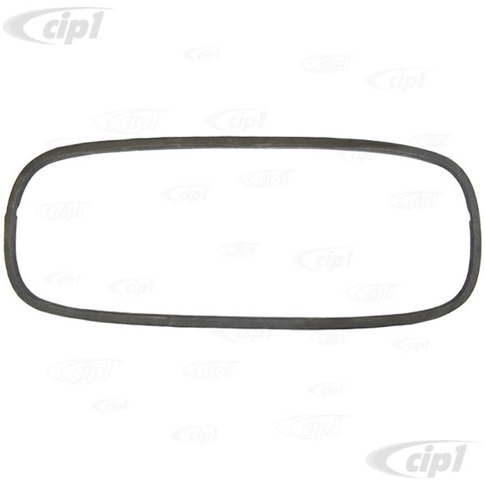 VWC-151-871-449-F - (151-449F 151971449F) REAR WINDOW FRAME INSERT - NEVER ROT SYNTHETIC (GLUES TO FRAME - USE CLEAR SILICONE) - BEETLE 75 1/2-79 (FROM CH#154 2781 064) - SOLD EACH