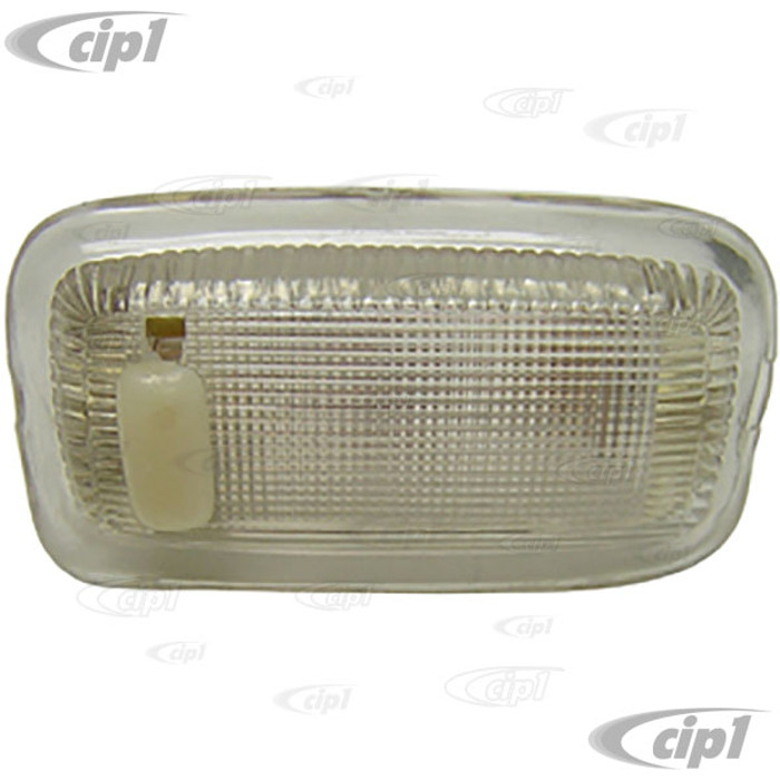 VWC-151-947-111-B - INTERIOR LIGHT ASSEMBLY - CONVERTIBLE BEETLE 65-67 / CONVERTIBLE GHIA 65-67 - SOLD EACH