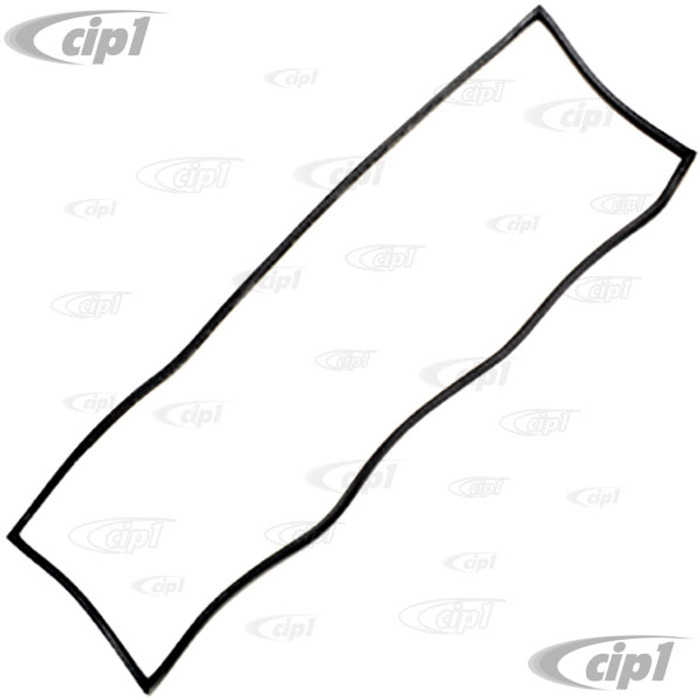VWC-181-847-119-B - (181847119B) EXCELLENT REPRODUCTION - FRONT WINDSHIELD SEAL AROUND GLASS - THING 73-74 - SOLD EACH