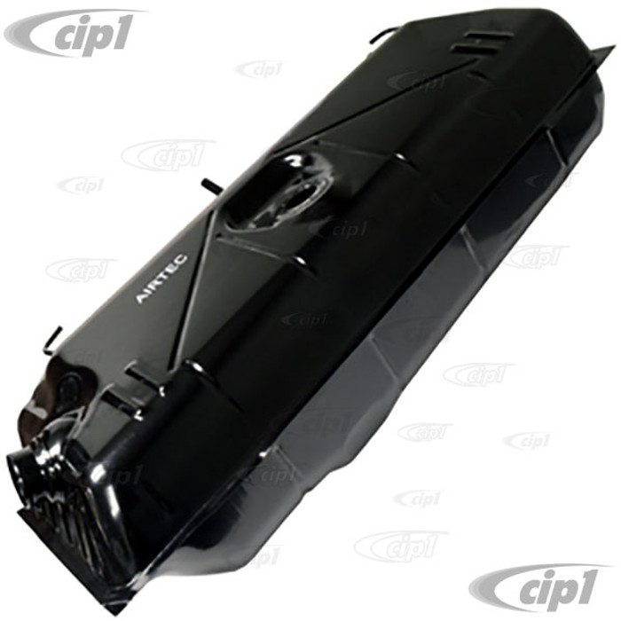 VWC-211-201-075-H - (211201075H) EXCELLENT QUALITY REPRODUCTION - GAS/FUEL TANK - WITH CORRECT MOUNTING FLANGE FOR ORIGINAL SENDING UNIT - CARBURETED MODELS - BUS 68-71 - SOLD EACH