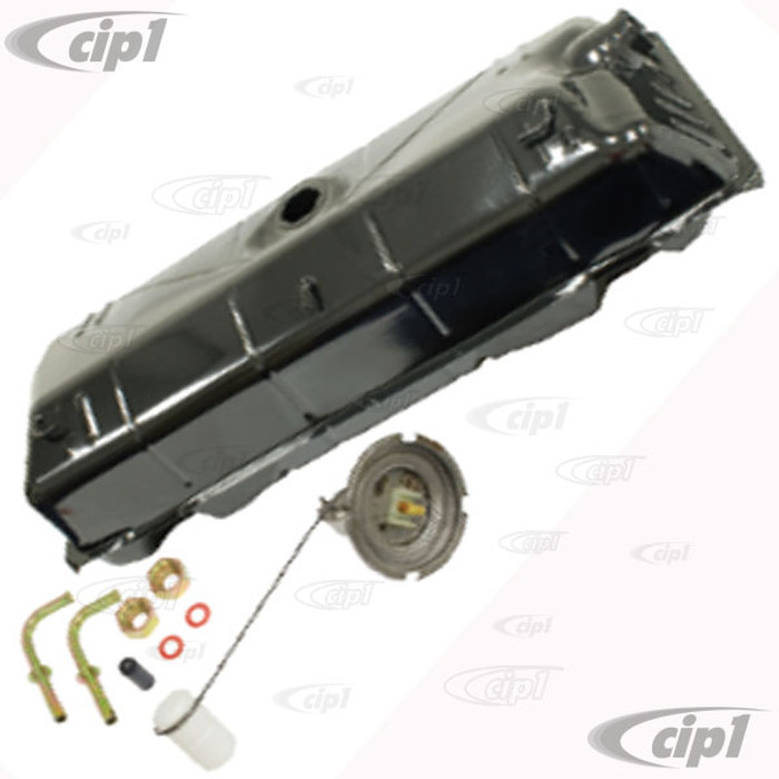 VWC-211-201-075-MKIT - (211201075M) EXCELLENT REPRODUCTION - GAS/FUEL TANK KIT WITH SENDING UNIT - BUS 75-79 (FUEL INJECTED MODELS ONLY) - SOLD EACH