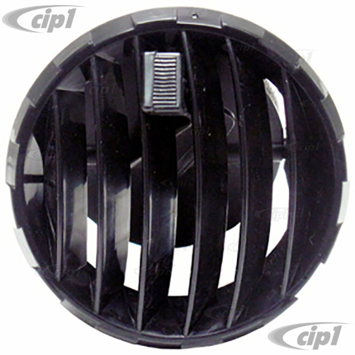 VWC-211-259-471 - (211259471) - FRESH AIR DASH VENT DIFFUSER OUTLET - LEFT OR RIGHT- ALSO BEHIND SEATS - BUS 68-79 - SOLD EACH
