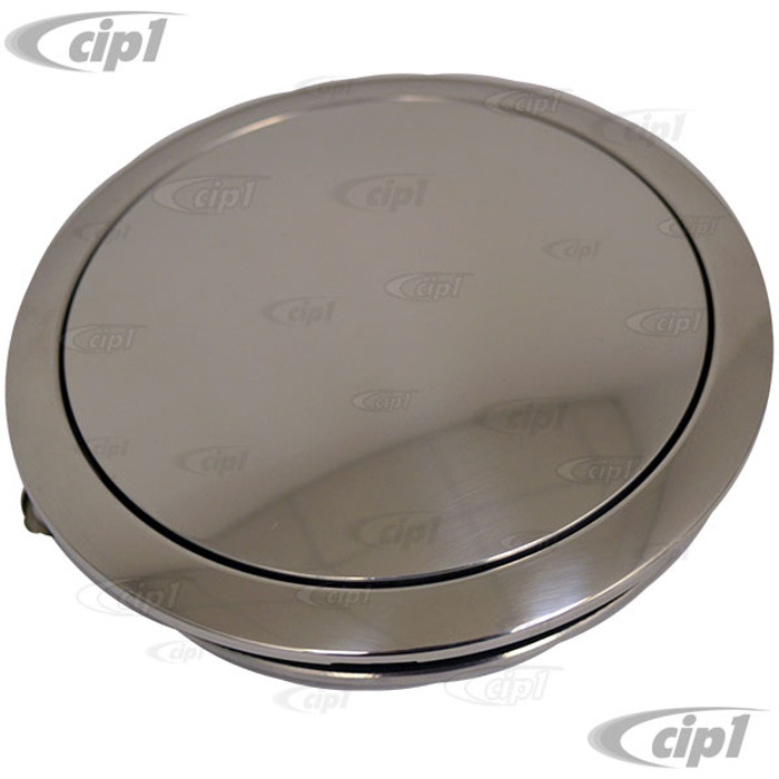ACC-C15-3300-HP3 - CUSTOM BILLET ALUMINUM HORN BUTTON WITH EXPOSED SCREWS - FITS ALL MWS ADAPTERS ACC-C15-330 - SOLD EACH