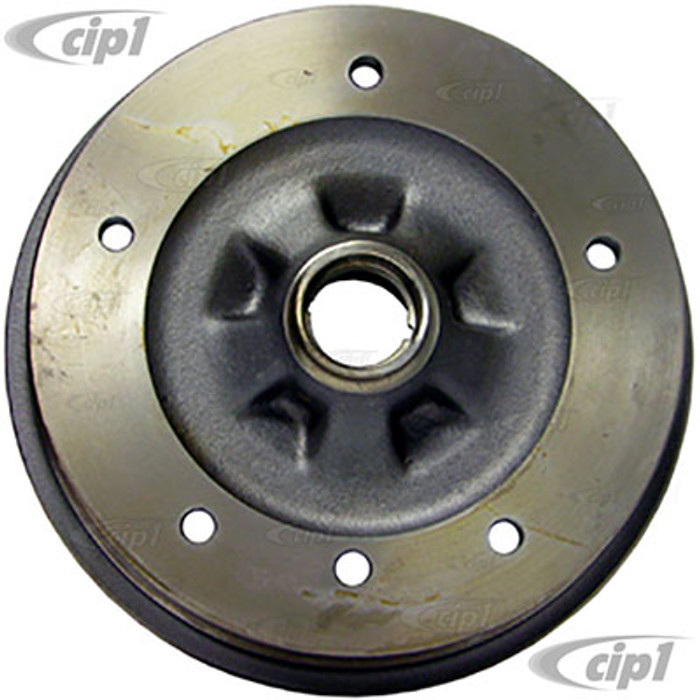 VWC-211-405-615-BC - (211405615B) EXCELLENT QUALITY - FRONT BRAKE DRUM - BUS 64-67 (FITS 68-70 WHEN 98-4630-B SEALS ARE USED) - SOLD EACH