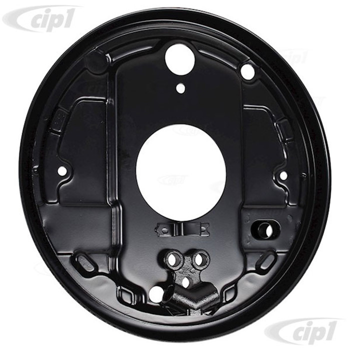 VWC-211-609-426-L - (211609426L) EXCELLENT QUALITY REPRODUCTION - BRAKE BACKING PLATE - RIGHT REAR - BUS 71-79 - SOLD EACH