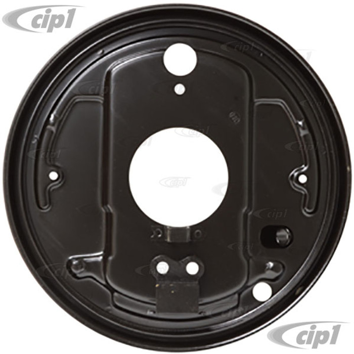 VWC-211-609-440-D - (211609440D) EXCELLENT QUALITY REPRODUCTION - BRAKE BACKING PLATE - RIGHT REAR - BUS 68-70 - SOLD EACH