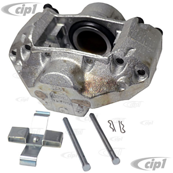 VWC-211-615-107 - (211615108) - TRW/VARGA - LEFT FRONT BRAKE CALIPER (PADS ARE NOT INCLUDED) - BUS 73-79 / VANAGON 80-85 - SOLD EACH