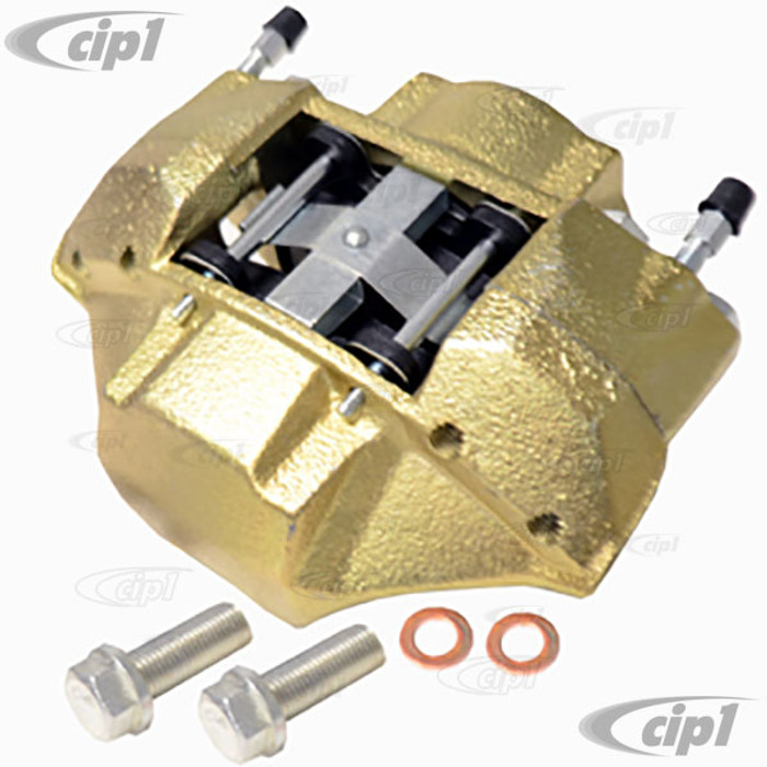 VWC-211-615-107-8A - REPRODUCTION - UNIVERSAL LEFT/RIGHT - FRONT BRAKE CALIPER WITH PADS INCLUDED - BUS 73-79 / VANAGON 80-85 - SOLD EACH